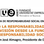 Conferencia D. Juan José Almagro, Presidente de DIRSE, en ADEIT