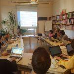 III sesión de covalidación del proyecto ColaborActive, en Viena