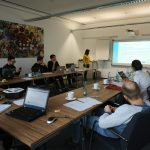 IV Meeting ColaborACTIVE en Gelsenkirchen (Alemania)
